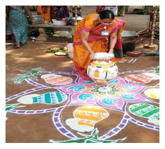 PONGAL CELEBRATIONS 2018